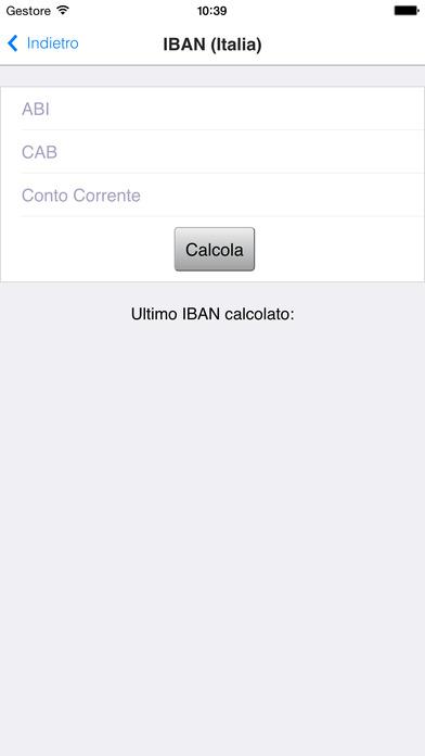 Controllo Codici iPhone Screenshot 4