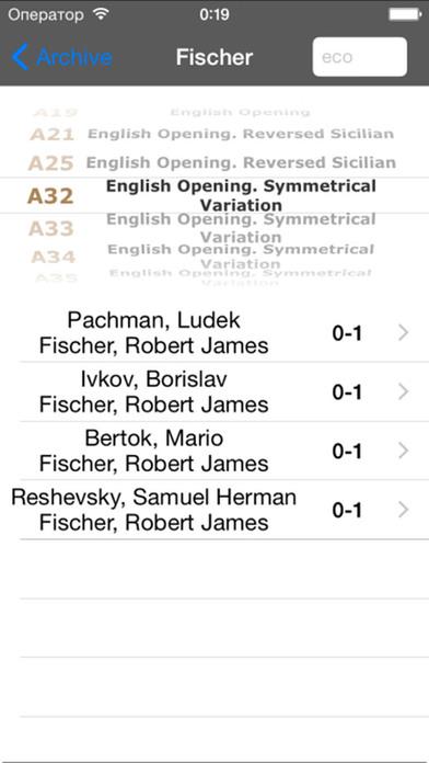 vChess Viewer iPhone Screenshot 2