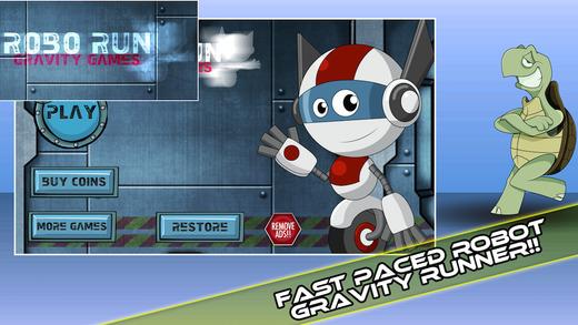 Robo Run: Gravity Games