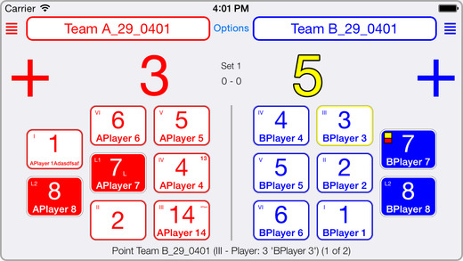 Volleyball Referee: The Advanced Volleyball Match Tracking System