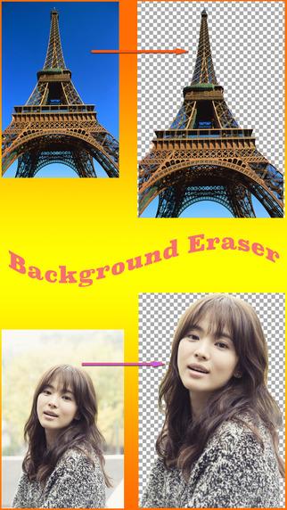 Background Eraser Free - Super Photo Cut Cut Out Image Outline