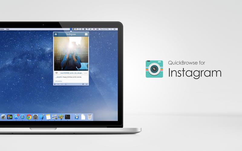 MenuTab Pro for Instagram Screenshot - 2