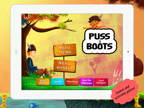 Puss in Boots for Children by Story Time for Kids