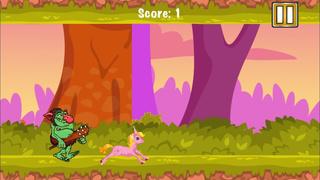 A Magical Unicorn Escape – Kingdom Running Adventure