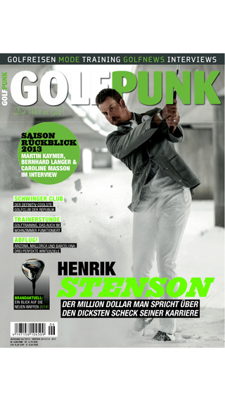 Golfpunk - epaper