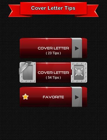 玩免費商業APP 下載Cover Letter Tips app不用錢 硬是要APP