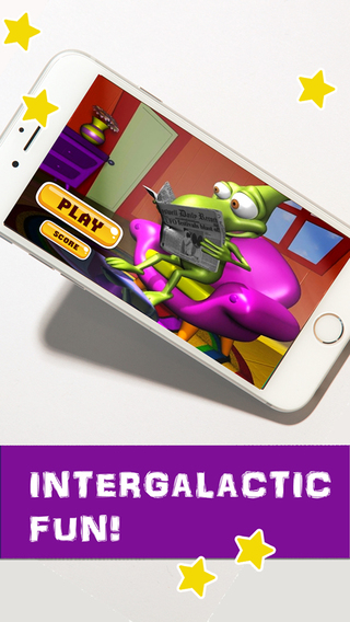 Monster Alien Tough Ball Smash - The Beast Roll Over Campaign FREE by Golden Goose Production