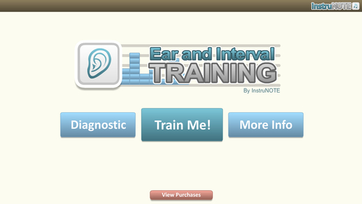 InstruNOTE Ear and Interval Training