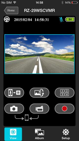 Blaupunkt Mobile DVR Control