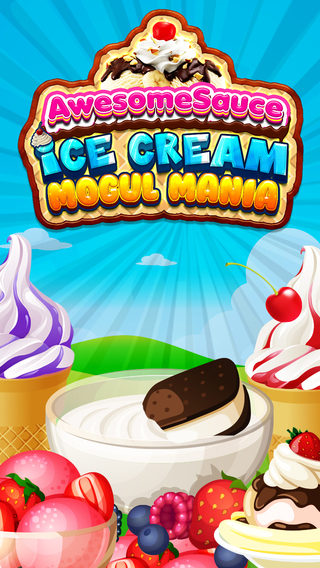 A Awesome Sauce Ice Cream Mogul Mania PRO Dessert Maker for Kids