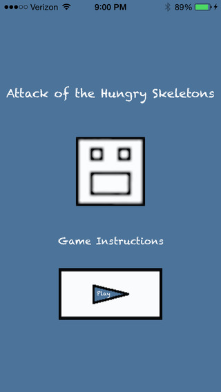 Attack of the Hungry Skeletons