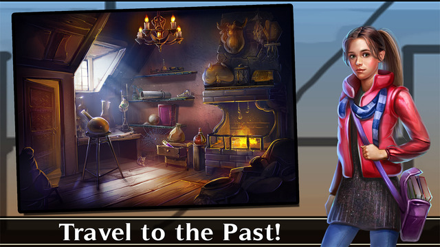 Adventure Escape: Time Library Time Travel Story and Point and Click Mystery Room Game