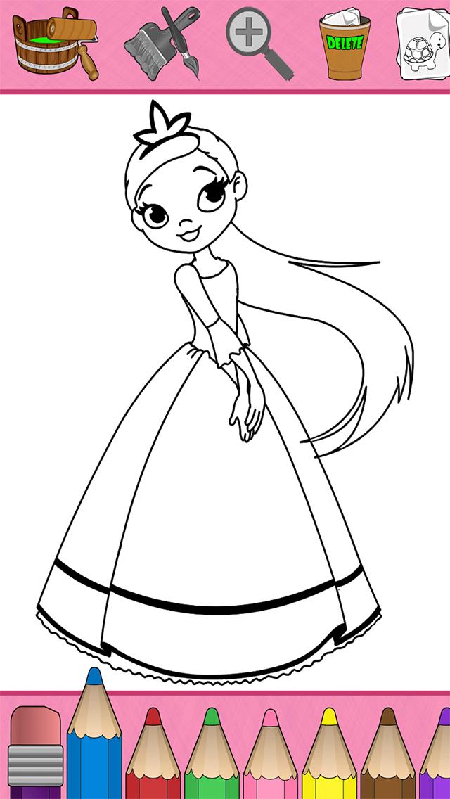 公主:画画_公主:画画iphone版免费下载