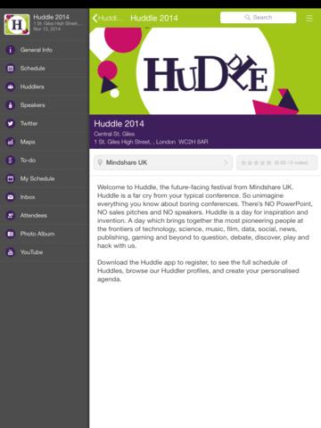 玩商業App|Huddle 2014免費|APP試玩