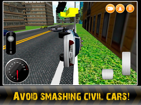 City Police Chase 3D Full Screenshots