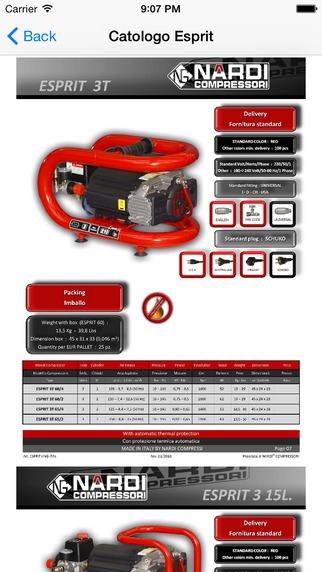 Nardi Compressori App
