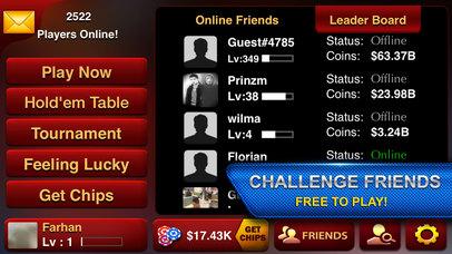 Screenshot 3 Poker 1-1