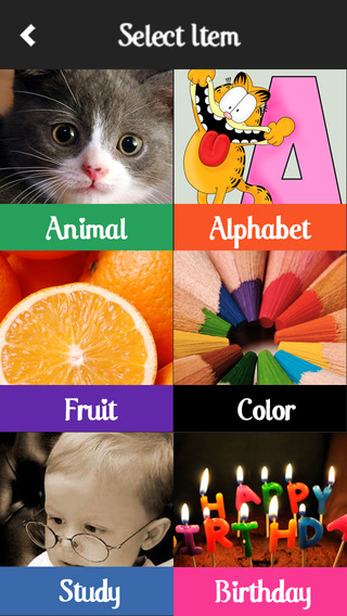 Kid Learn 2014 - Learn animal alphabet fruit color birthday for your baby