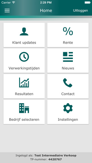 Intermediair App