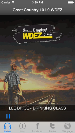 Great Country 101.9 WDEZ