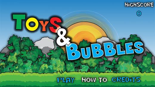 Toys Bubbles