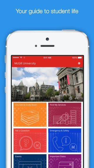 McGill App