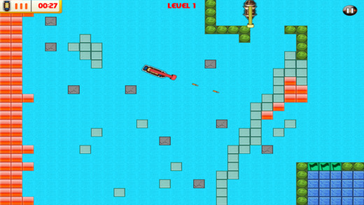 Conquer the Sea ZX - Ultimate Block War against the Pixel Navy Empire