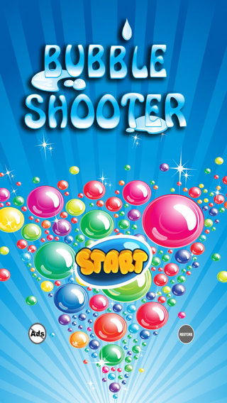 Bubble Shooter - Blaze The Island Mania