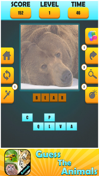 Guess The Animal : Family Puzzle Game