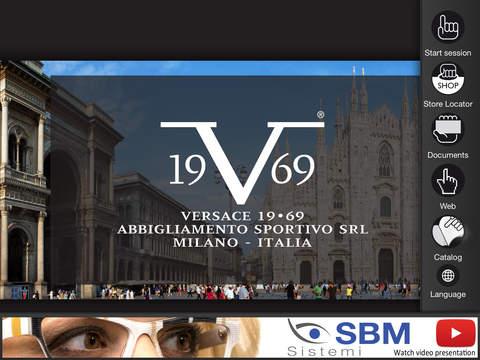 Contact Lenses 19V69 by Versace 1969 Abbigliamento Sportivo s.r.l.
