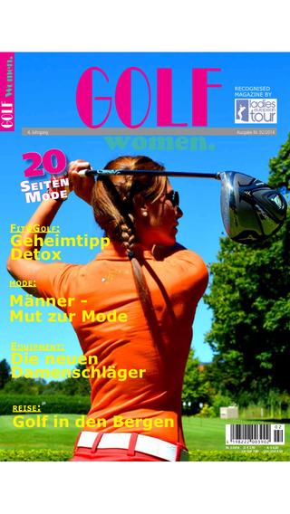 GolfWomen - epaper
