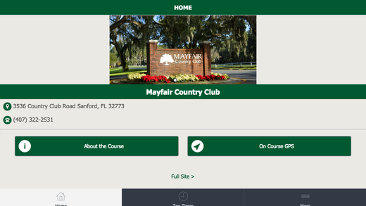 Mayfair Country Club est.1922