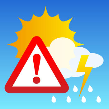 Wetter-Warner LOGO-APP點子