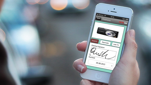Cellica Database Anywhere Forms for iPhone