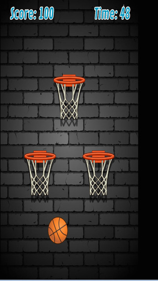 Basketball Adventure Game