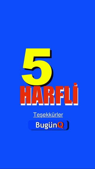 Beş Harfli