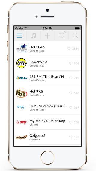 Radio Rap