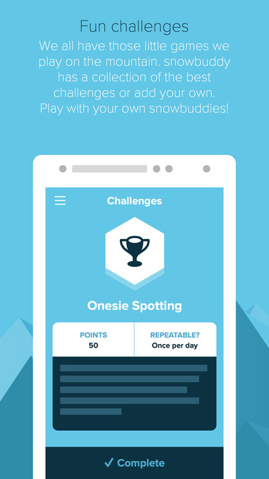 snowbuddy Screenshot