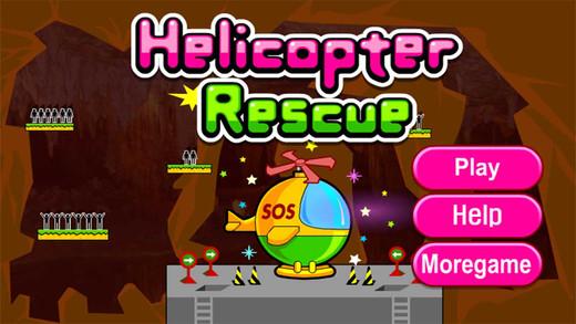 Copter Rescue - Top Pilot