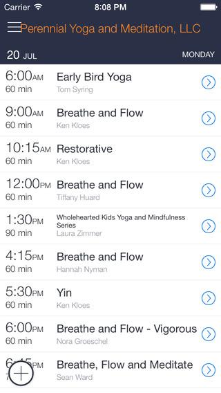 Perennial Yoga and Meditation