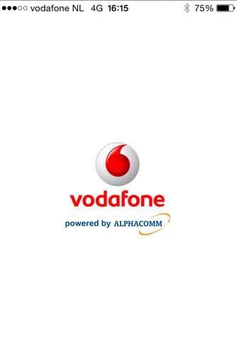 Vodafone - Prepaid screenshot 1