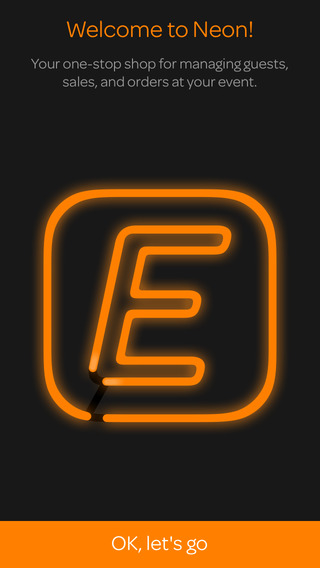Eventbrite Neon - Manage your onsite entry event ticket sales customer service requests