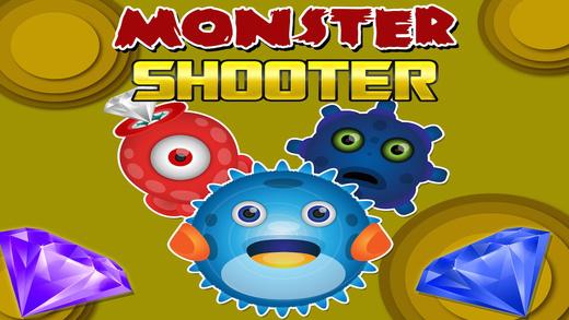 A Monster Match Three Gem Blaster Blitz