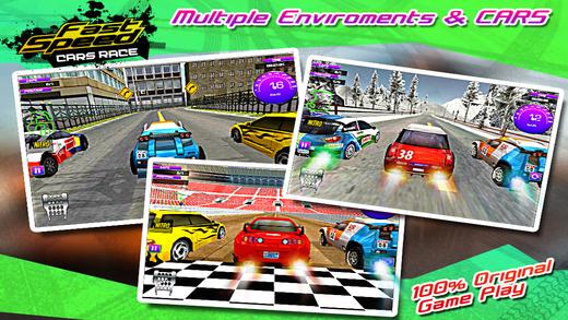 Fast Speed Car Race 3D