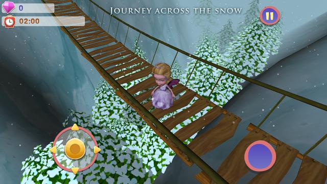 Princess Ice Castle