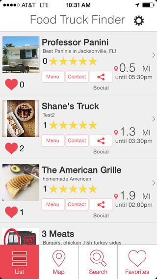 Food Truck Finder USA
