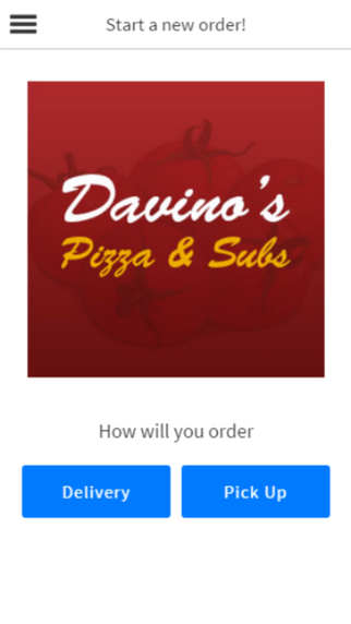 Davino's Pizza and Subs