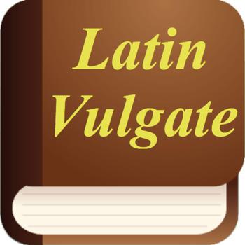 Latin Vulgate LOGO-APP點子