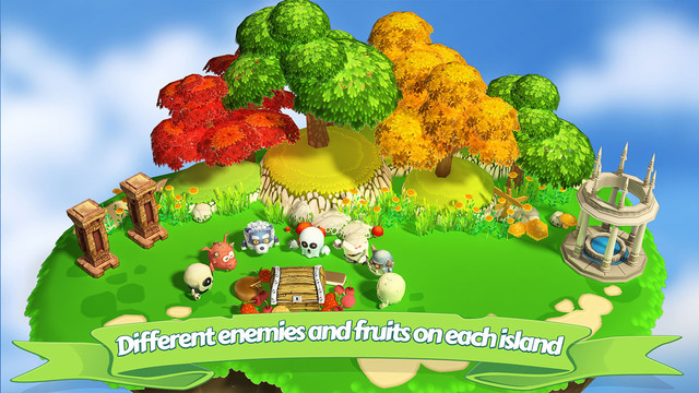 Sweet Tooth Dragon for kids Screenshots