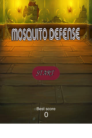 Mosquito Defense screenshot 2